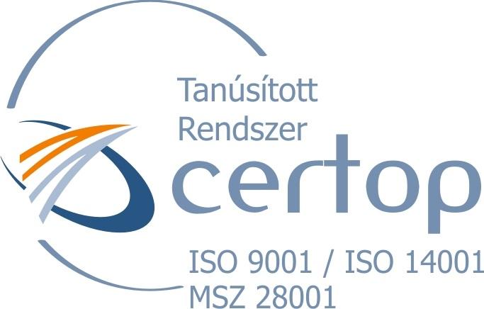 Certop ISO 9001